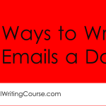 17 Ways to Write 75 Emails a Day