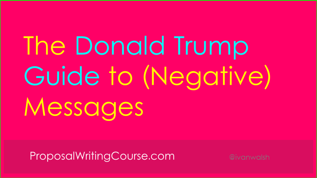 donald-trump-netagive-messages