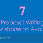 Are you making these 7 proposal writing mistakes