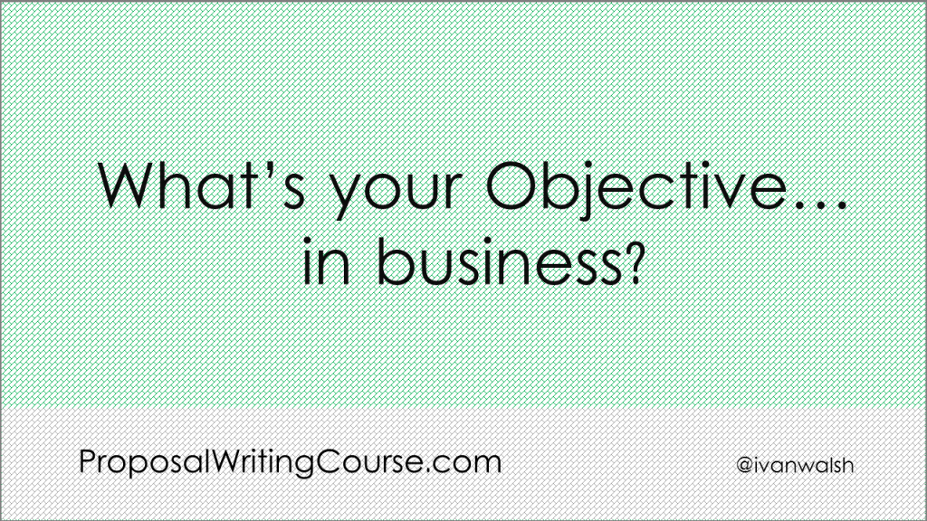 business-objective
