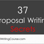 37 Proposal Writing Secrets