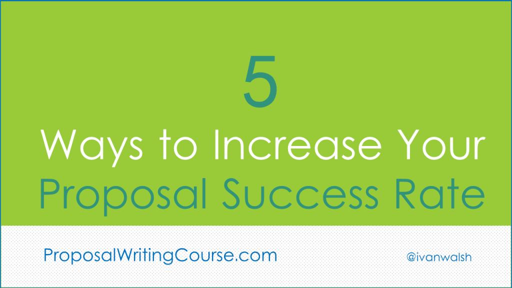 proposal-success-rates