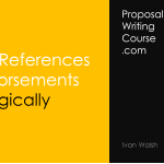 Proposal Development: Using References and Endorsements Strategically